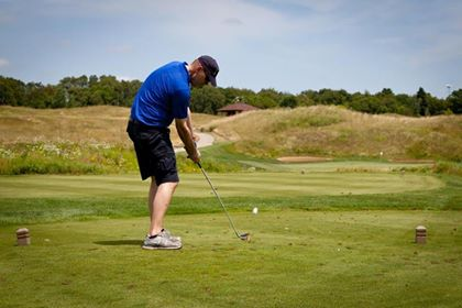 Anderson Animal Shelter Dog Leg Open Golf Outing South Elgin IL 2016