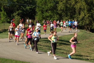 Bob Leonard Memorial Walk and Run St Charles 2014