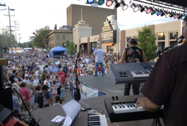 Pride of the Fox RiverFest St Charles IL 2010 - 2015