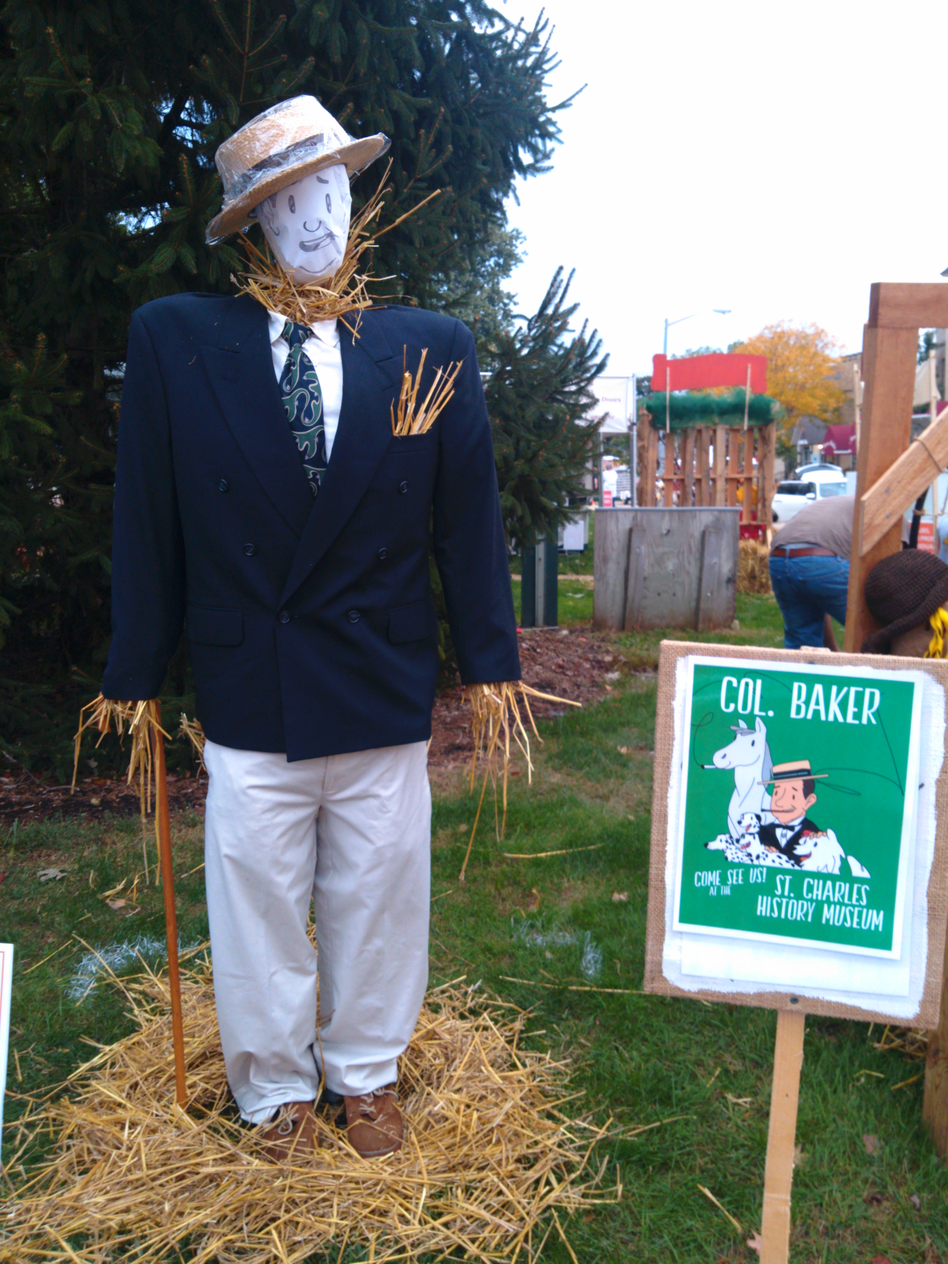 Scarecrow Fest St Charles IL 2015 - 2018