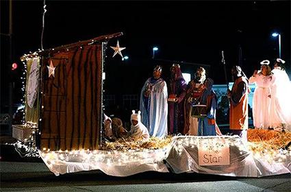 Electric Christmas Parade